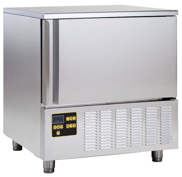 Olis Commercial Blast Chiller, Chilling: 40 lbs Freezing: 26 lbs