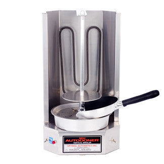 Mini Autodoner Optimal Automatic Vertical Broiler for Gyros
