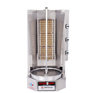 Autodoner burner vertical broiler G500