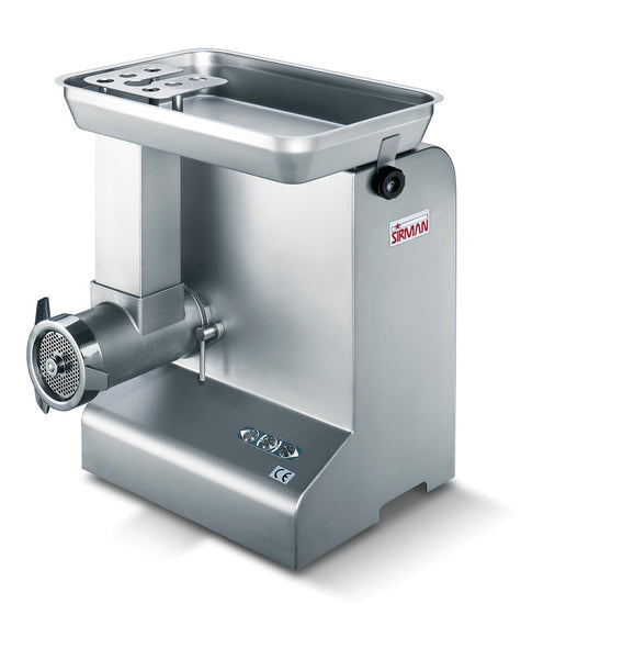 Sirman Commercial Meat Grinder 1500 lbs/hr