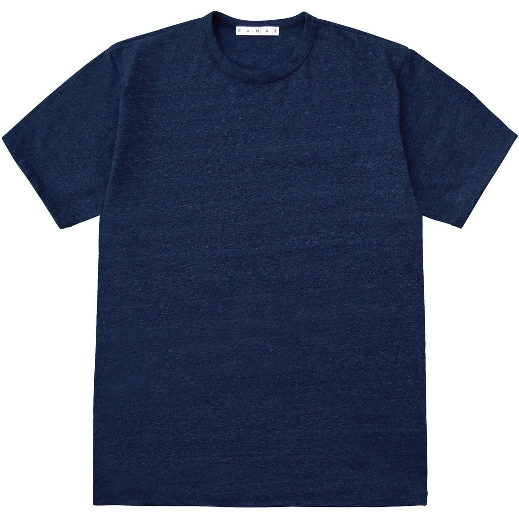 Washed Indigo Tee (Indigo)