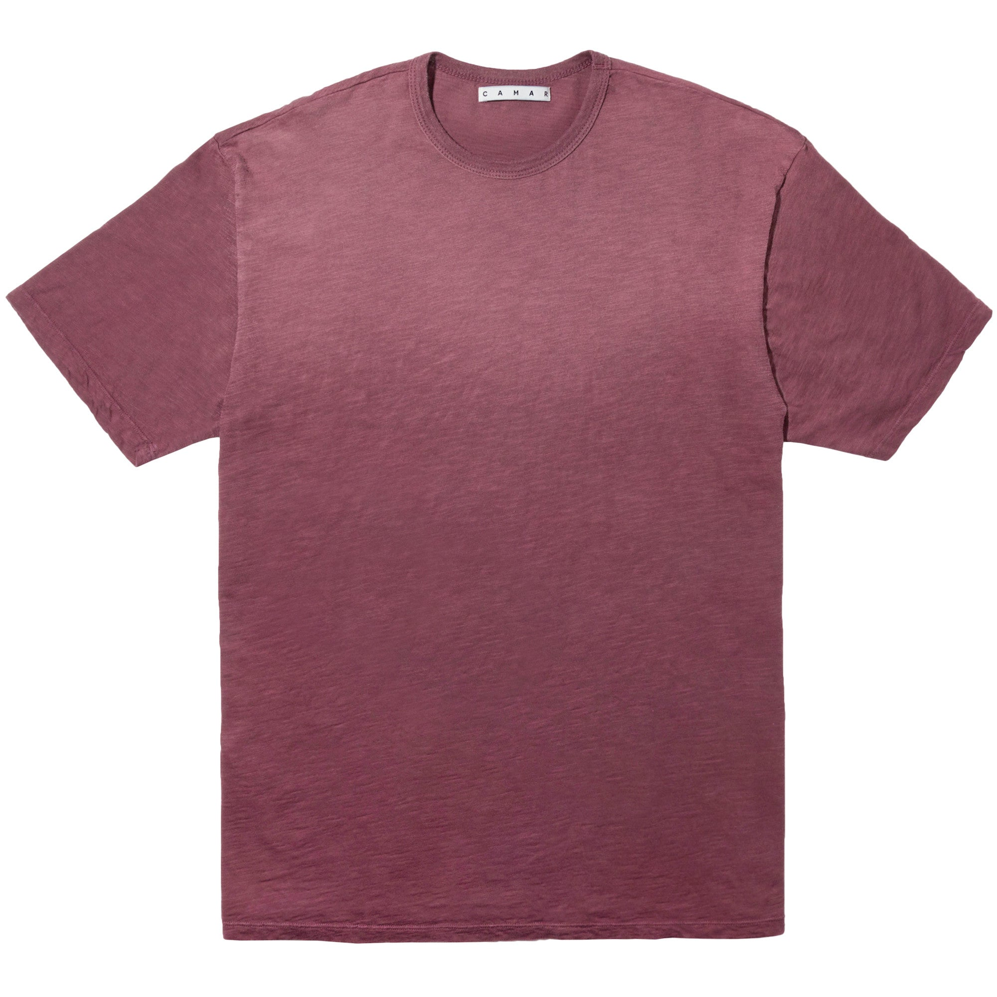 Sun Faded T-Shirt (Dusty Burgandy)