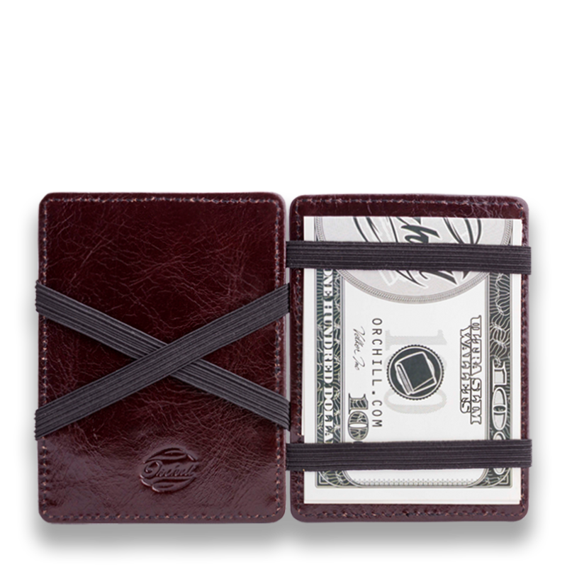 Esoteric Wallet (Mohagany) - Orchill