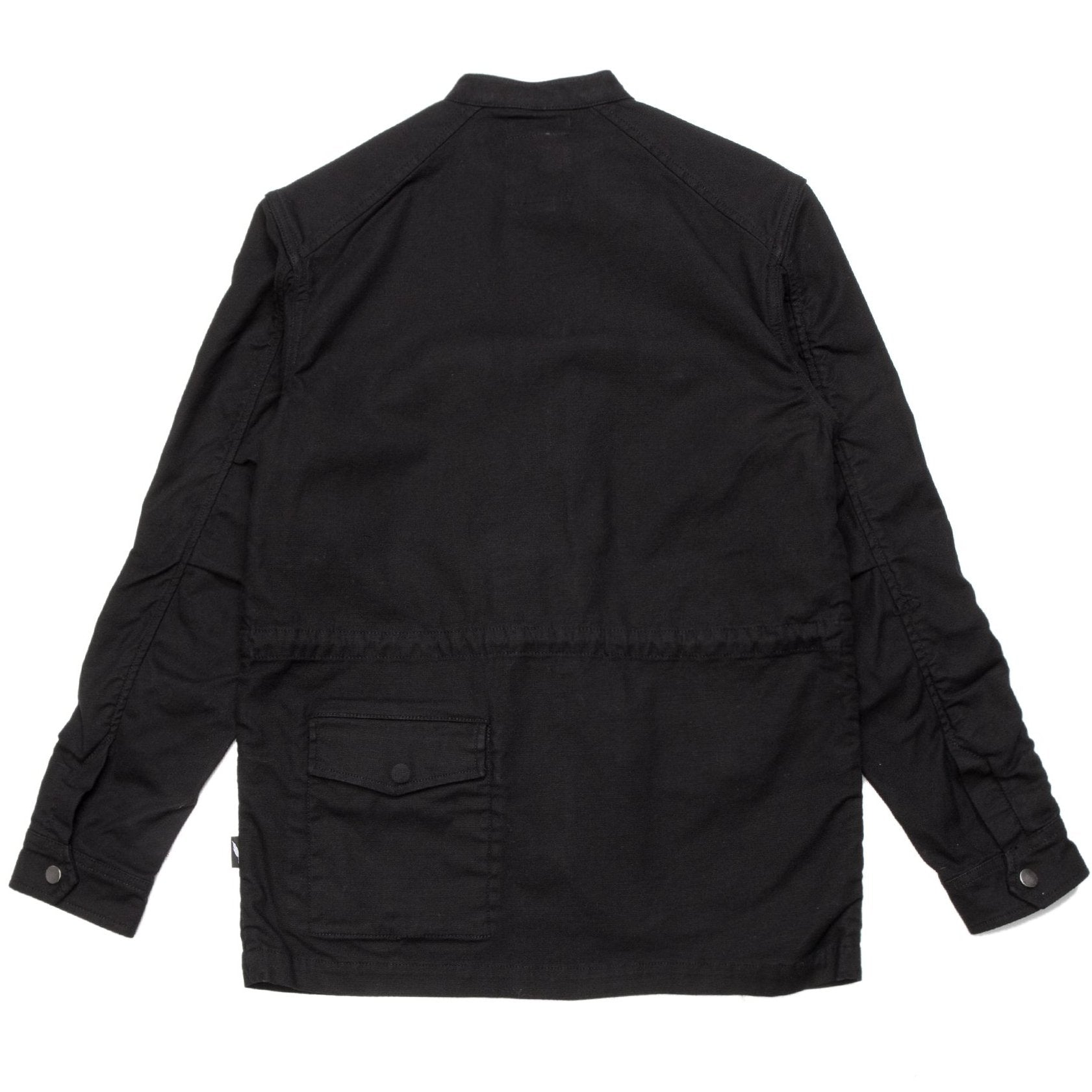Denzel Woven Jacket (Black) - Publish