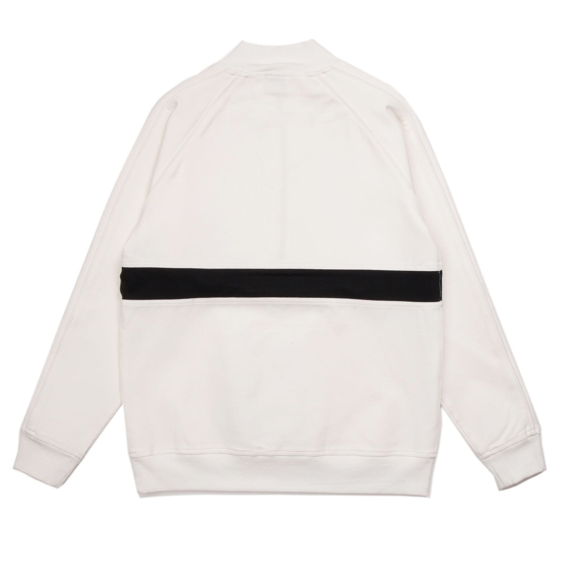 Kadam Track Jacket (White) - Publish
