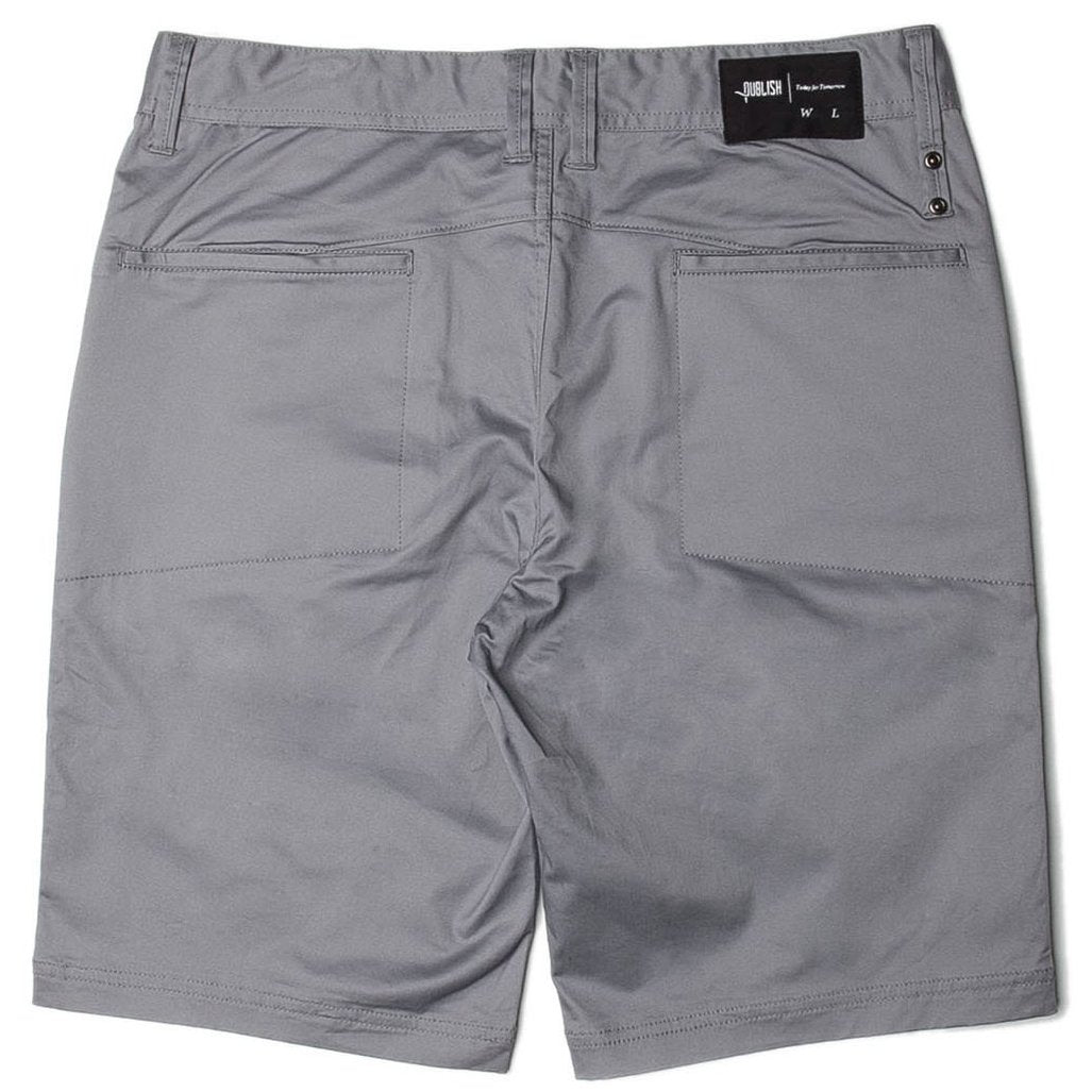 Kamron Shorts - Grey