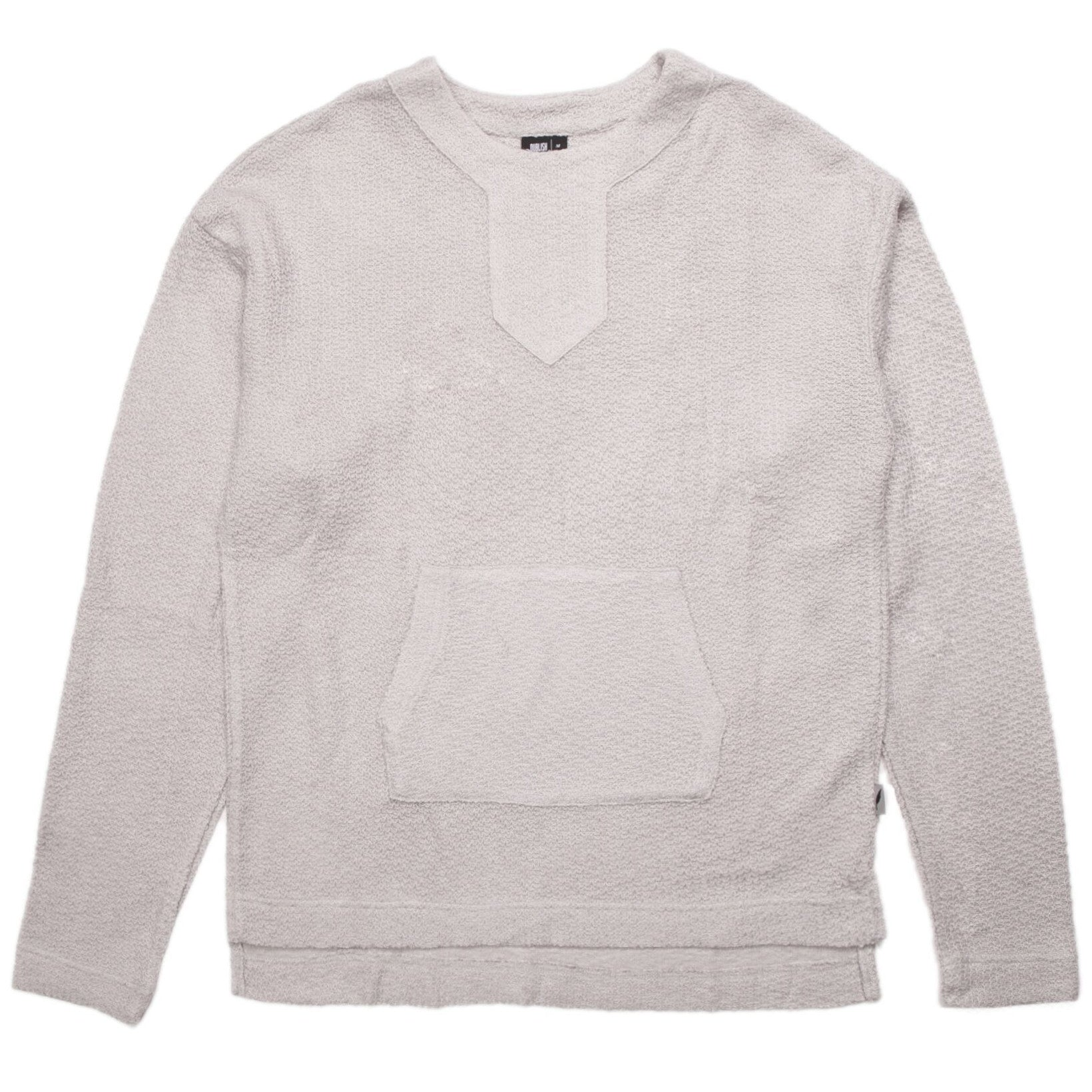 Nico Knit Pullover (Grey) - Publish