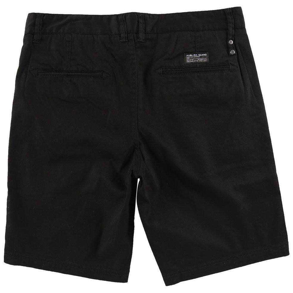 Kea Shorts - Black