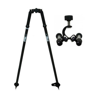 Seco Carbon Fiber Thumb-Release Bipod-Bipod-Vectors Land Survey Super Store-Vectors Inc.