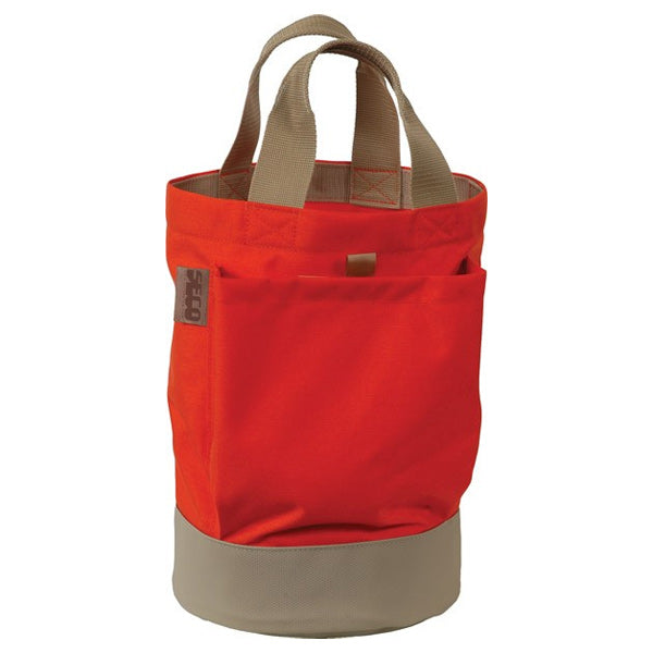 Part Number: 8095-20-ORG SECO Heavy Duty Collapsible Bucket Bag