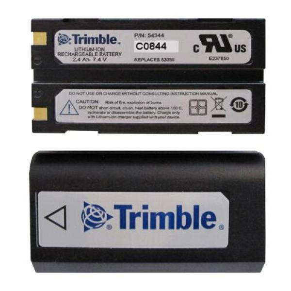 Trimble Lithium-Ion Receiver Battery 92670