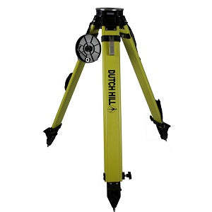 Dutch Hill Heavy Duty Fiberglass Dual Clamp Tripod DH01-018DC