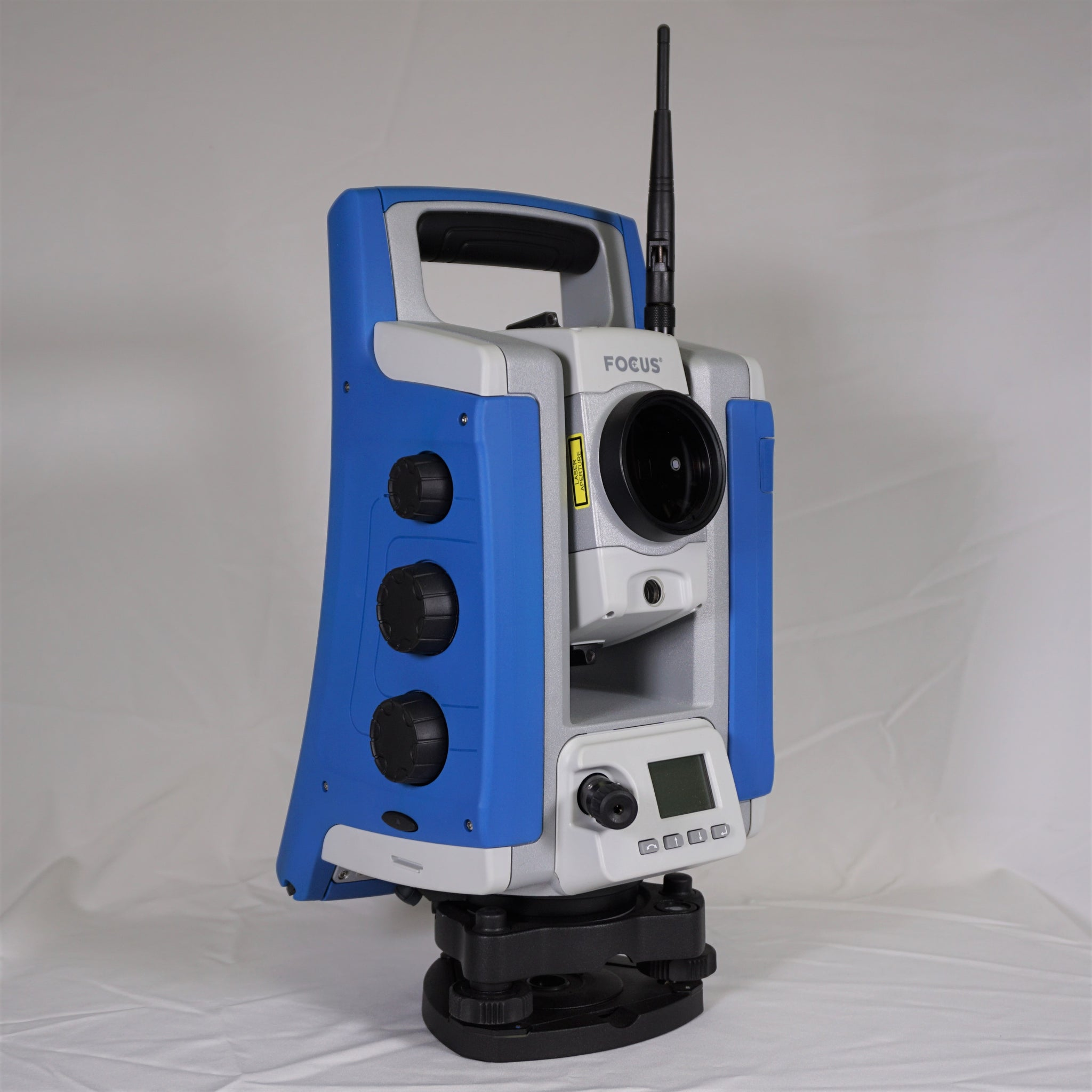 "USED Focus 35 3"" Robotic Total Station"