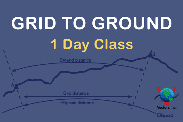 Vectors Inc. Grid to Ground - 1 Day Class