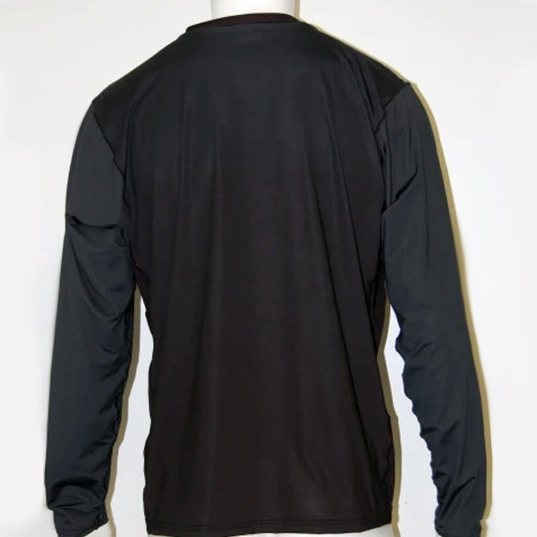 Vectors Inc. Mercator Long Sleeve Technical UPF 50 Shirt