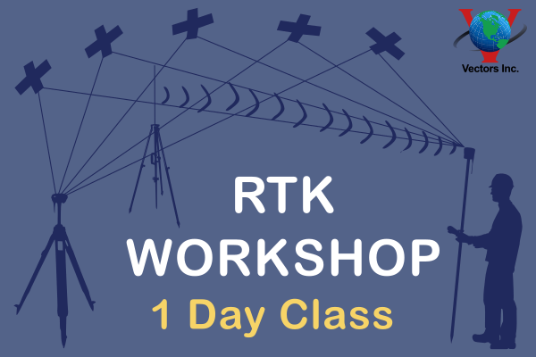 Introduction to Real-Time Kinematic (RTK) & GNSS Workshop - 1 Day Class