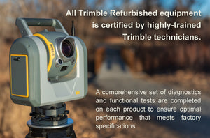Trimble Refurbished Equipment Standards