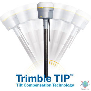 Trimble R12i TiP Tilt Compensation Technology