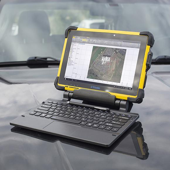 Trimble T10 Ruggedized Tablet-Vectors Land Survey Super Store-Vectors Inc.