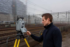 Trimble S9 DR HP Total Station-GNSS-Vectors Land Survey Super Store-Vectors Inc.