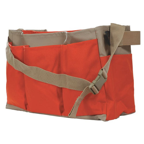 Seco 18 inch Stake Bag with Center Partition and Heavy-Duty Rhinotek