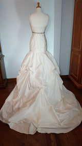 Angelina Trumpet Wedding Dress