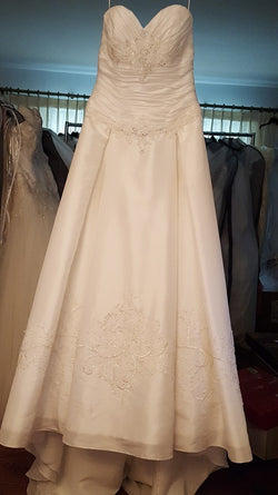 Casablanca Bridal Ball Gown
