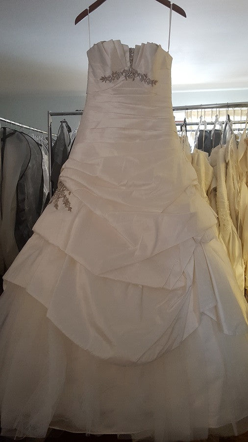 Ball Gown By La Sposa Wedding Gown