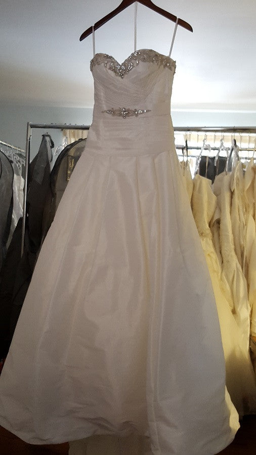 La Sposa Ball Gown Accented Beading