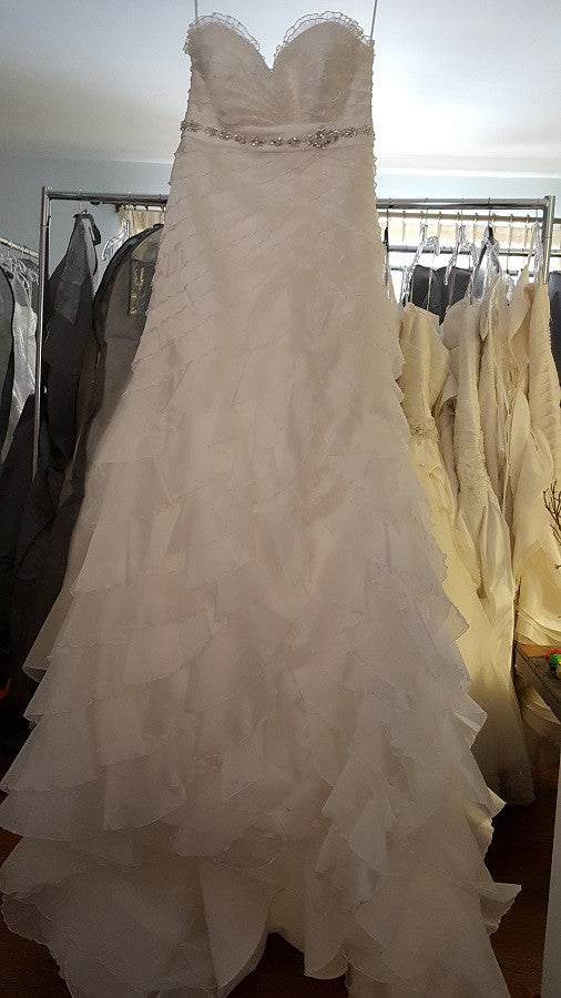Pattis A-Line Wedding Gown