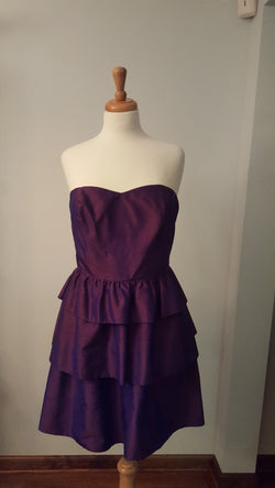 Lynnlugo Cocktail Dress Amethyst