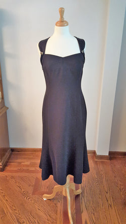 Black Birdesmaid Dress