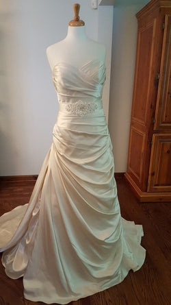 Ella A-Line Wedding Dress