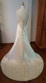 Casablanca Bridal Sheath
