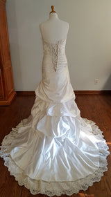 Essense of Australia Ball Gown