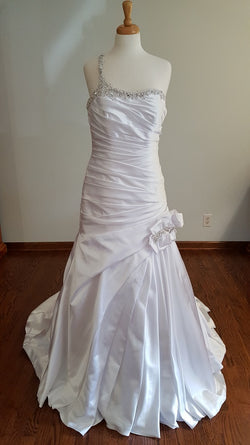Allure Bridals Modified Ball Gown