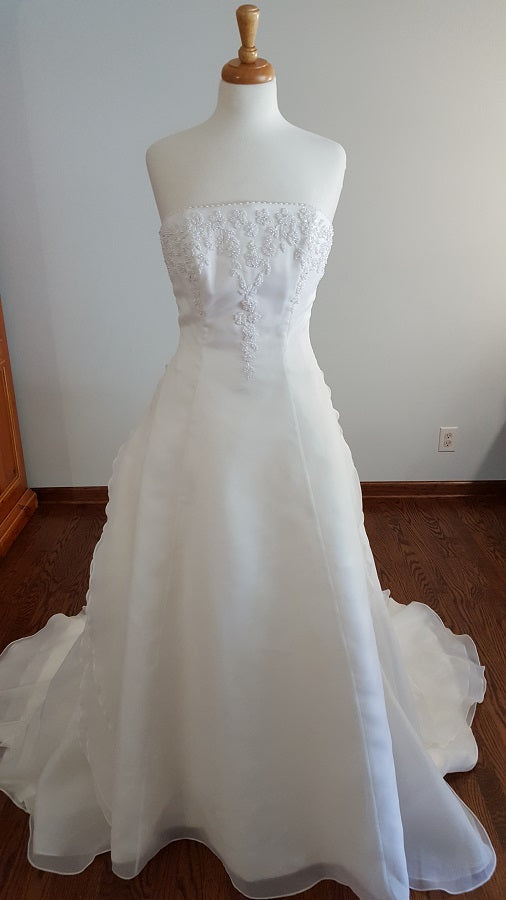 Isabella A-Line Wedding Dress
