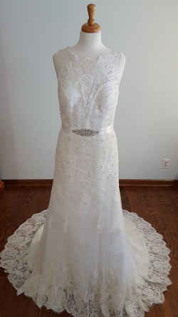 Aariana A-Line Wedding Dress