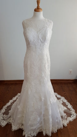 Kenneth Winston 1663 Wedding Dress