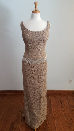 Montage Taupe Dress