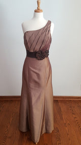 DaVinci Mocha Espresso Dress
