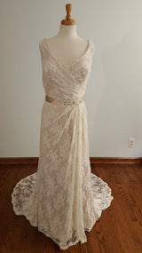W Too A-Line 13118 Wedding Dress