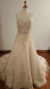 Kenneth Winston 1669 Wedding Dress