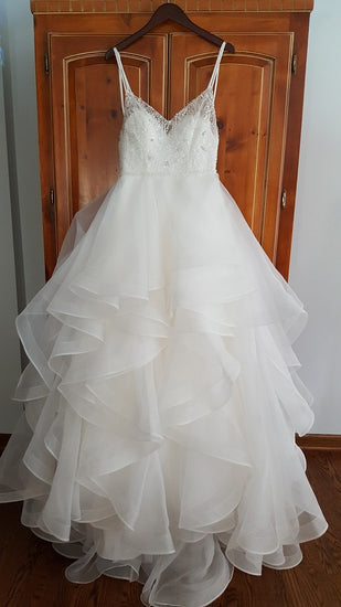 W Too Ball Gown 16005 Wedding Dress