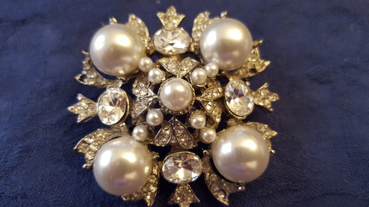 Bel Aire 8644 Brooch
