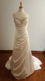 Maggie Sottero A-Line Wedding Gown