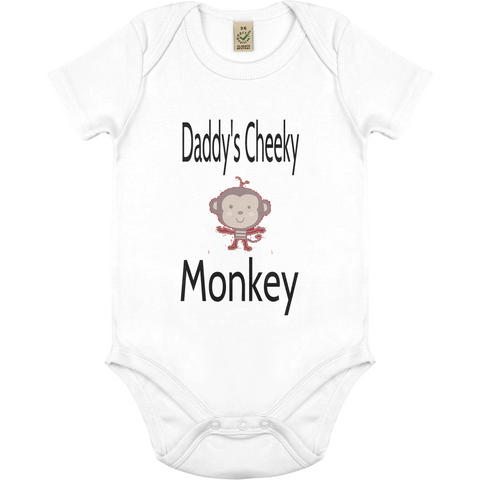 Babybody Daddy's Cheeky Monkey:Babydeals.se:Suggested Products:[availability]