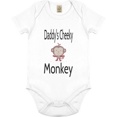 Babybody Daddy's Cheeky Monkey