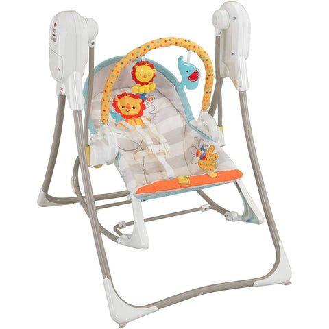 Fisher-Price 3-in-1 Swing n Rocker:Babydeals.se