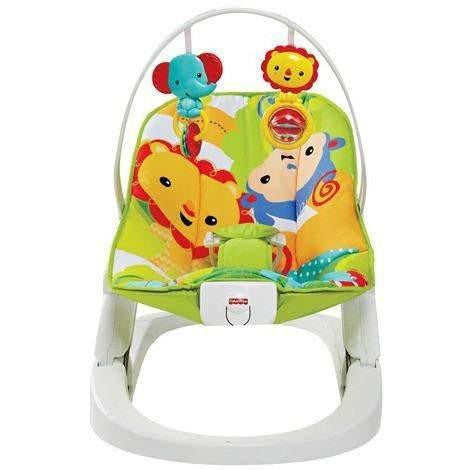 Fisher-Price's Fold and Go Babystol
